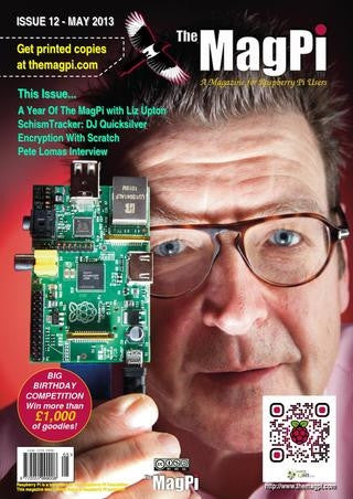 The MagPi - Issue 12