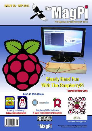 The MagPi - Issue 5
