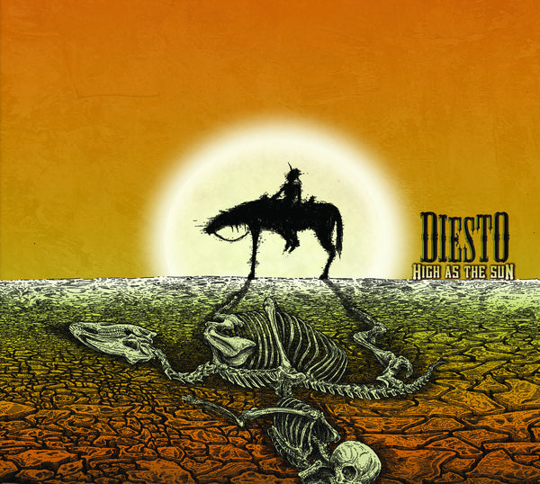 Diesto - High As The Sun CD