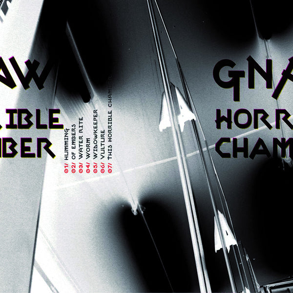 Gnaw - Horrible Chamber LP