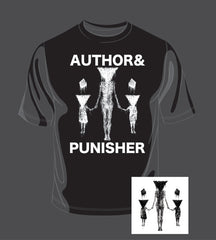Author & Punisher - Women & Children CD / T-Shirt Bundle