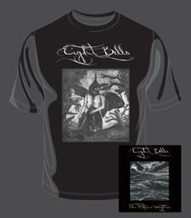 Eight Bells - The Captain's Daughter LP (RED VINYL)  / T-Shirt Bundle Deal
