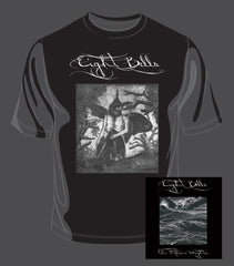 Eight Bells - The Captain's Daughter CD / T-Shirt Bundle