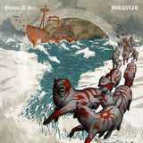 Graves At Sea / Sourvein - Split LP