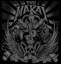 The Makai - The End Of All You Know CD