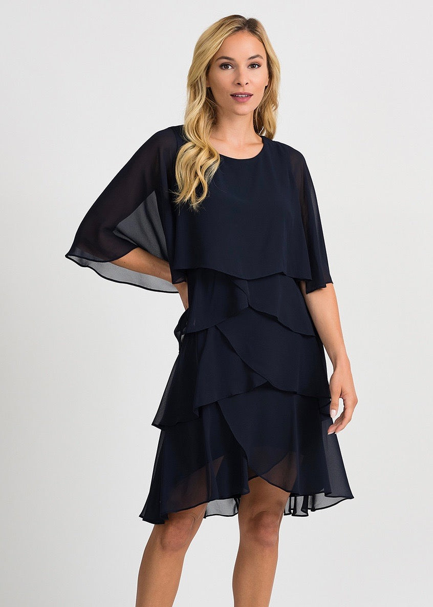 Ruffle Tiered Dress