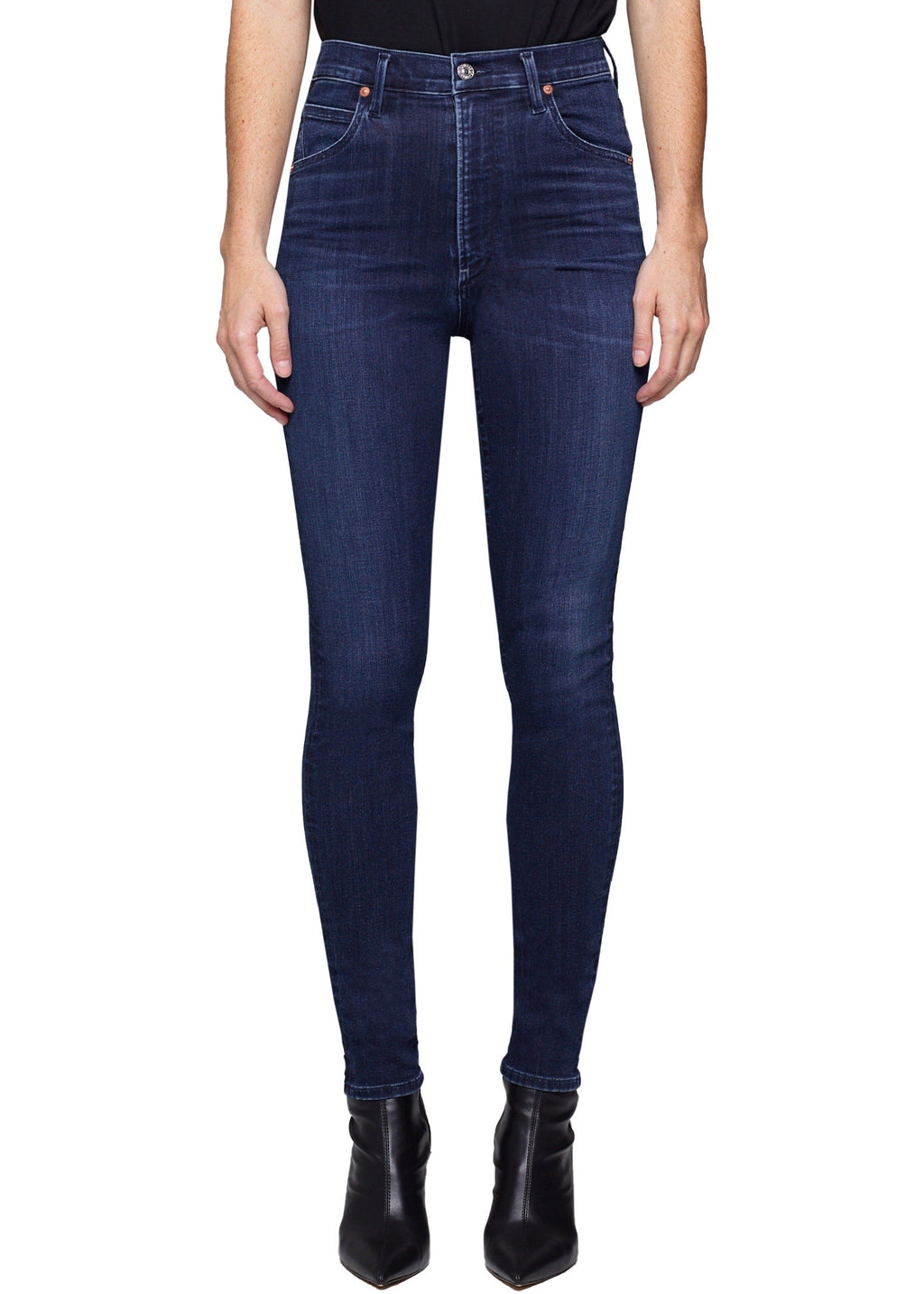 Chrissy High Rise Skinny