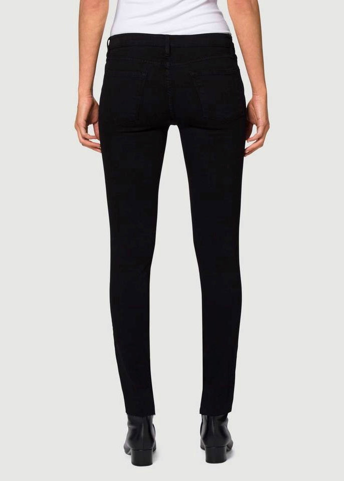 Le High Skinny de Jeanne Raw Stagger