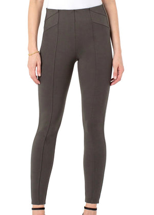 Reese Seamed Ankle Legging