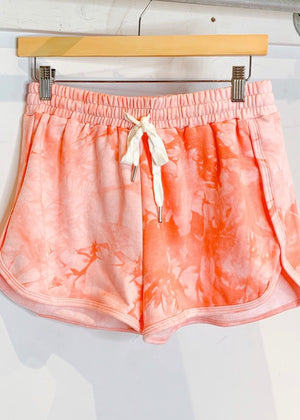 Tie Dye Terry Pocket Short