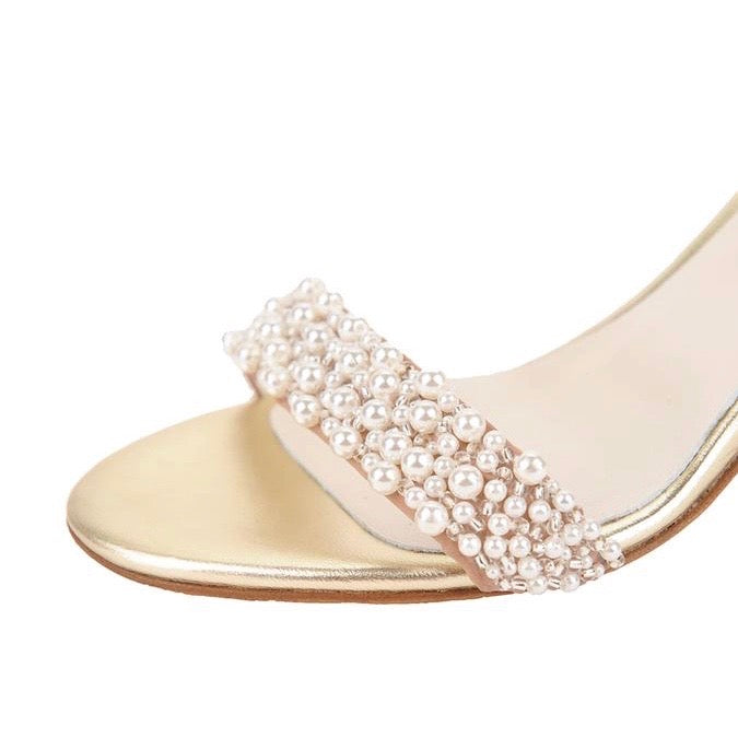Cappy D'Orsay Sandal