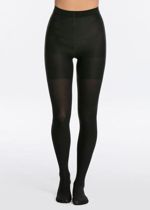 Black/Brown Reversible Tights