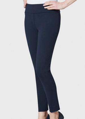 Slim Ankle Pant with Slits