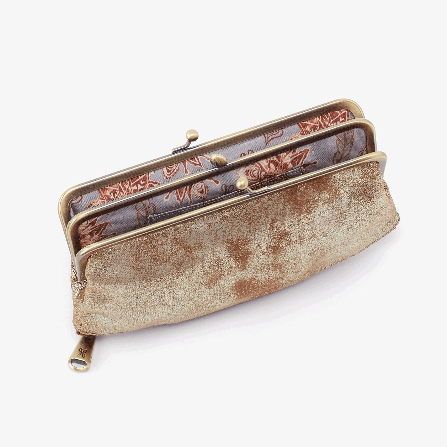 Mavis Clutch Wallet