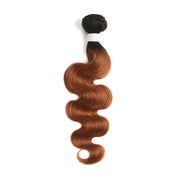 Ombre 30 Body Wave Human Hair Bundle 8''-26'' (4251421147206)