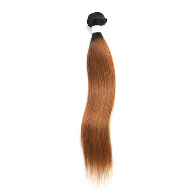 Straight Ombre 30 Human Hair Bundle 8''-26'' (4251439104070)