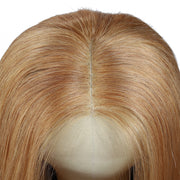 Kemy Hair Custom Honey Blonde Lace Front wigs 8''-28'' (  27 )