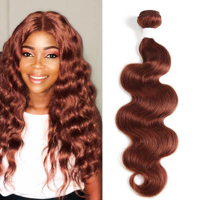 Kemy Hair Colored 100% Human Hair Weave Body Hair Bundle 8-26 inch (33) - Kemy Hair