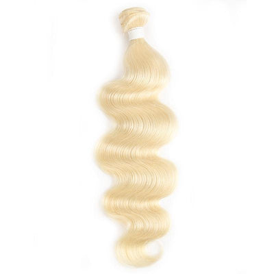 613 Blonde Body Wave Remy Human Hair Bundle 8''-26'' (3578615857252)