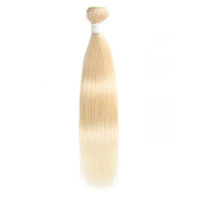 Straight 613 Blond Remy Human Hair Bundle 8''-26'' (3578255081572)