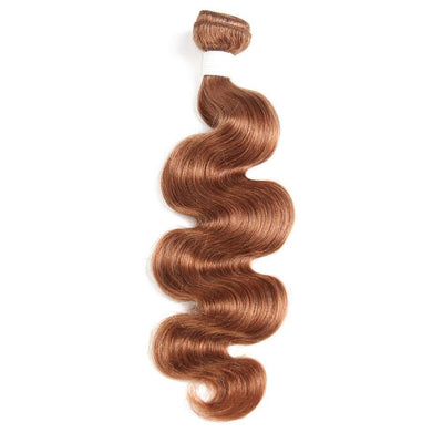 Colored 100% Human Hair Weave Body Hair Bundle 8-26 inch (30) (2612146765924)