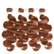 Colored 100% Human Hair Weave Straight Hair Bundle 8-26 inch (30) (2909042311268)