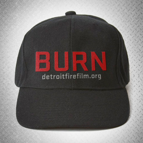FIRE SALE! BURN BASEBALL CAP - BURN Webstore