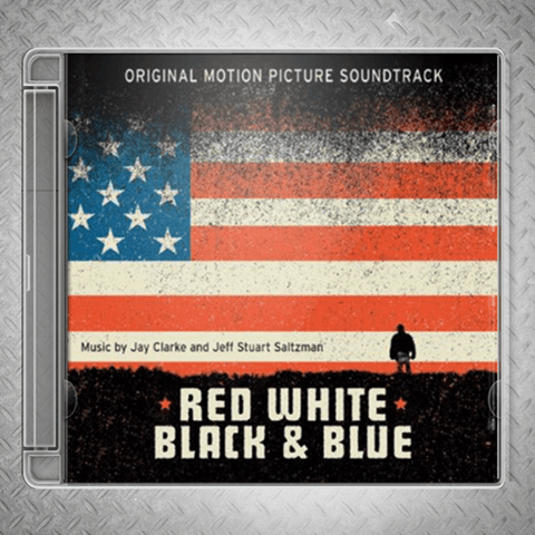 RED WHITE BLACK & BLUE MOTION PICTURE SOUNDTRACK CD - BURN Webstore
