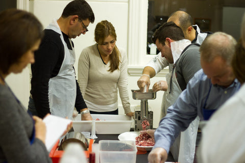 Secrets in Salami Making Master Class - Sydney