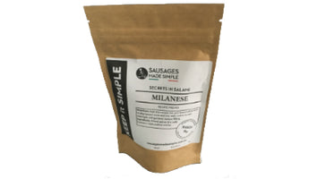 Salame Milanese Spice Pre-mix - Makes 5kg or 10kg Salami