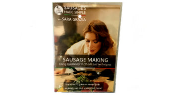 Sausage Making Using Traditional Methods & Techniques - DVD