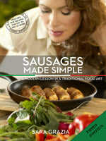 Fresh Sausage Making Book - Instructional (Revised Edition) - Sausages Made Simple