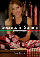 Secrets In Salami Making Book - Instructional Second Edition - Sausages Made Simple