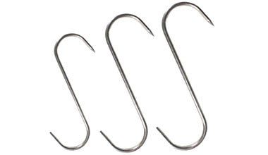 Butchers Hooks - Combination Pack - Stainless