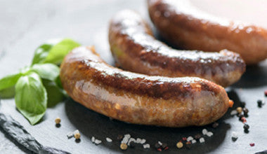 English Cracked Pepper - Fresh Sausage Take Home Pack