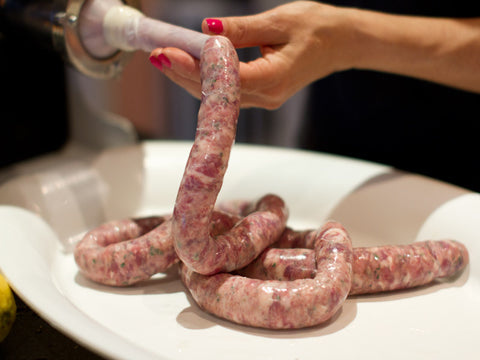 Image result for making sausage