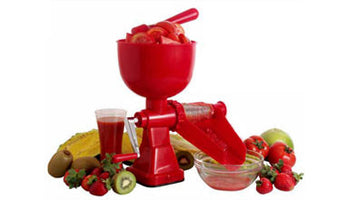 Tomato Sauce Machine / Fruit Press / Jam Maker - Sausages Made Simple