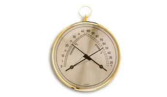 Hygrometer Analogue