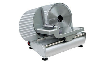Electric Meat Slicer - Domestic - Ausonia - Sausages Made Simple