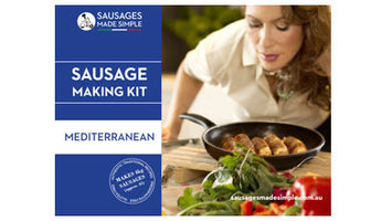 Mediterranean Sausage Making Recipe Kit - Sausages Made Simple