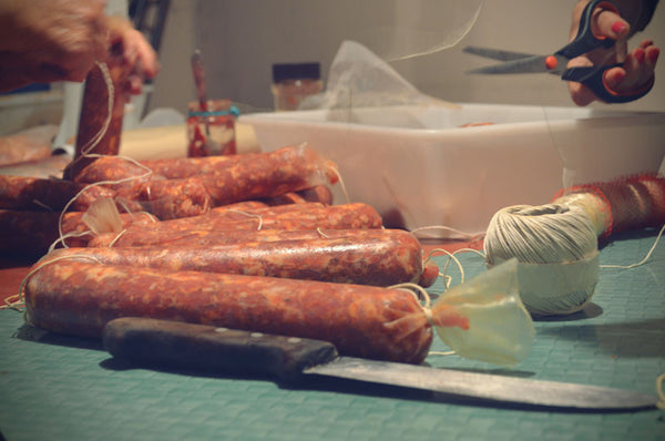 Sausages Made Simple Masterclasses