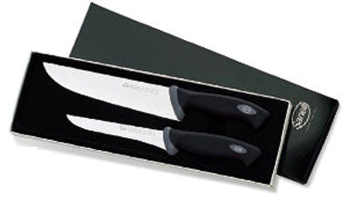 Sanelli Professional Gourmet Series - Butchers Knife Gift Set - 2 Pce