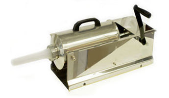 Sausage Filler Sausage Stuffer - Stainless Steel - 4kg - Sausages Made Simple