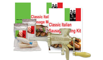 Classic Sausage Making Kit - Large - Sausages Made Simple