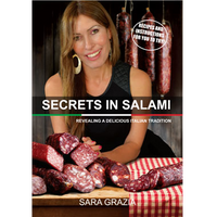 Wholesale Secrets In Salami Making Book - Instructional - Sausages Made Simple