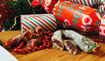 Mini Salami BonBon - Christmas Cracker - Sausages Made Simple