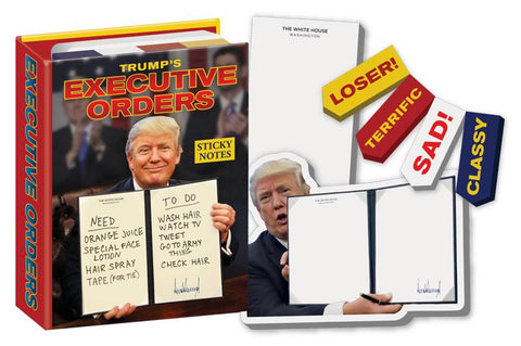 Donald Trump Notepads