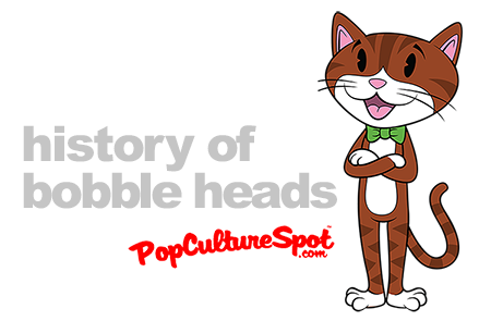 history of bobble head dogs