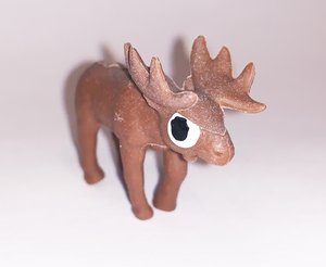 Grow a Moose - Growing Moose Science Toy
