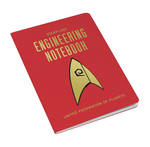 Star Trek Starfleet Engineering Notebook Notepad